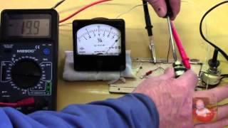 getlinkyoutube.com-Выпрямитель для зарядки аккумулятора 12 В. Часть 1.