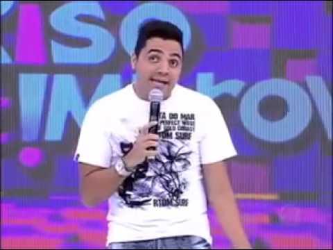 Tirulipa ,Carlinhos e Moiss Menezes   Risos e Improvisos   Show Do Tom