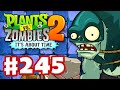 Plants vs. Zombies 2: It's About Time - Gameplay Walkthrough Part 245 - Arthur's Challenge! (iOS)