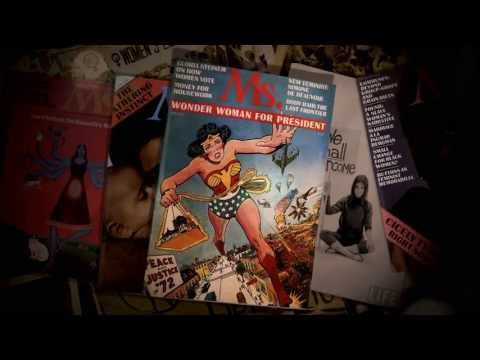 Wonder Women! The Untold Story of American Superheroines - Official Trailer