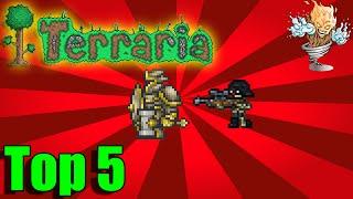 getlinkyoutube.com-Terraria Top 5 Dungeon Drops | Terraria 1.3 Countdown