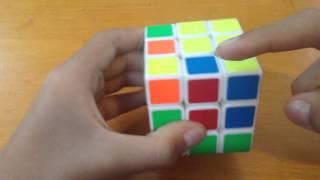 getlinkyoutube.com-Como armar el cubo de Rubik más rápido