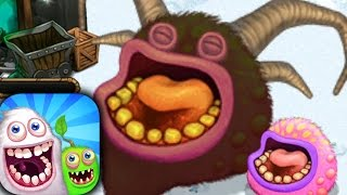 getlinkyoutube.com-How to breed Rare Maw Monster 100% Real in My Singing Monsters! [COLD ISLAND]