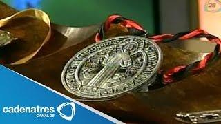 getlinkyoutube.com-Los secretos detrás de la medalla de San Benito