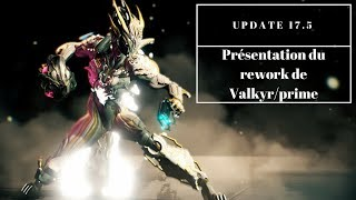 getlinkyoutube.com-Warframe | Update 17.5 Valkyr rework preview