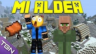 getlinkyoutube.com-La Semilla Del Demonio Para Minecraft PE 0.17.0 | La Semilla Maldita | Minecraft PE 1.0 BETA