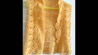 getlinkyoutube.com-Boleros tejidos a crochet faciles para dama