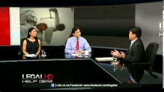 Legal Help Desk Episode 112: Air Passenger Bill of Rights