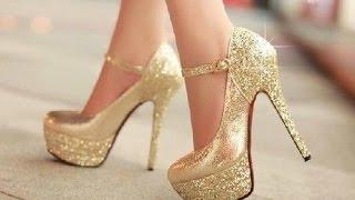 getlinkyoutube.com-Zapatos de Moda  2016 * 2017 para Fiestas