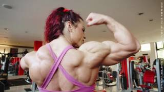 getlinkyoutube.com-Oana Hreapca training hard and preparing for USA contest.