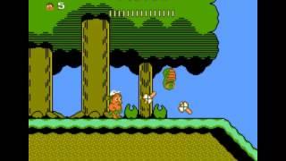 [เกมตลับ] Adventure Island 2 NES  - เกาะสมุทร (กลาง)
