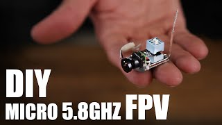 getlinkyoutube.com-Flite Test | DIY Micro 5.8Ghz FPV