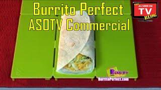 getlinkyoutube.com-Burrito Perfect As Seen On TV Commercial Buy Burrito Perfect As Seen On TV Burrito Maker