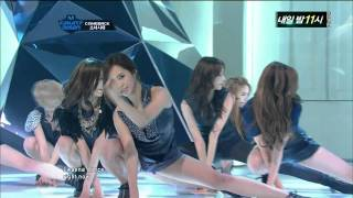 111027 SNSD 少女時代 The Boys +  Winner + Encore ComeBack Stage 1080P