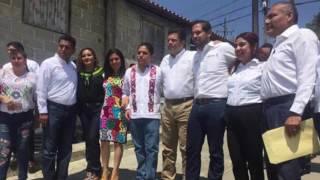 Acuerdan funcionarios de los 3 Niveles, proyectos en beneficio de Jalapa de Díaz