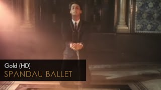 getlinkyoutube.com-Spandau Ballet - Gold