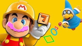 getlinkyoutube.com-NEW LEVEL... NEW HELL... | Mario Maker #7