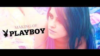getlinkyoutube.com-Tati Zaqui na Playboy - Making Of