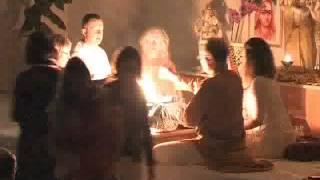 Yoga Vidya Satsang am Sylvesterabend 2012 - Teil 2
