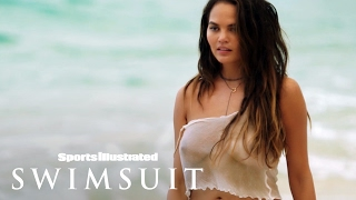 getlinkyoutube.com-Chrissy Teigen: 'The Tinier The Suit, The Hotter You Look' | Uncovered | Sports Illustrated Swimsuit