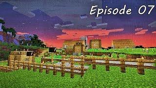 getlinkyoutube.com-Minecraft เอาชีวิตรอด - Episode 07 - ปกป้องหมู่บ้านจากซอมบี้