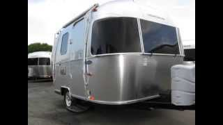 getlinkyoutube.com-2014 Airstream Sport 16 Bambi Micro Small RV Camping Trailer For Sale NJ