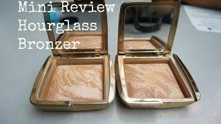 getlinkyoutube.com-Mini Review Bronzer Hourglass (Outdoor) เปรียบเทียบบรอนเซอร์ทั้ง2สี