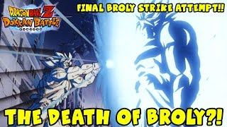 getlinkyoutube.com-Kaioken Goku!! The Legendary Super Saiyan Destroyer! Final Broly Fight | Dragon Ball Z Dokkan Battle