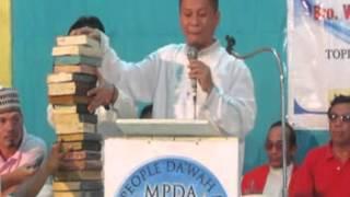 getlinkyoutube.com-Devastating Defeat of Muslim Debater  1st question and answer