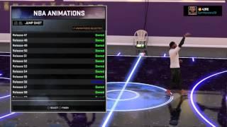 getlinkyoutube.com-NBA 2K16 BEST JUMP SHOTS FOR PARK AND PRO AM