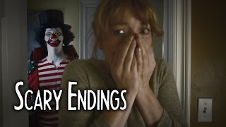 getlinkyoutube.com-WELCOME TO THE CIRCUS - Short Horror Film - Scary Endings 1.10 - Season Finale
