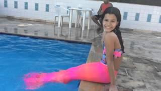 getlinkyoutube.com-CAUDA DE SEREIA - Gabriella Saraivah