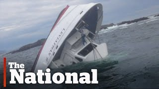 getlinkyoutube.com-Tofino whale-watching accident kills five people