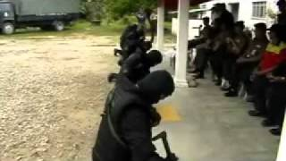 getlinkyoutube.com-VIDEO MENEMBAK CQB