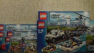 getlinkyoutube.com-NOWOŚCI STYCZEŃ 2014 LEGO CITY POLICJA