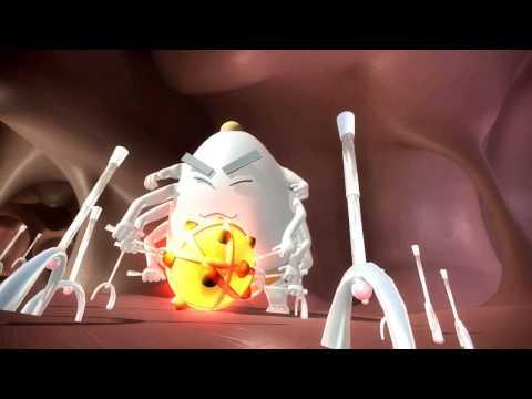 互動式人體防禦系統 -過敏