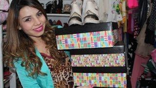 getlinkyoutube.com-Comprinhas de Melissas - Coleção Nation