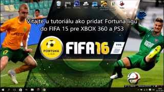 getlinkyoutube.com-Fortuna liga pre PS3 a XBOX 360 │ FIFA 15