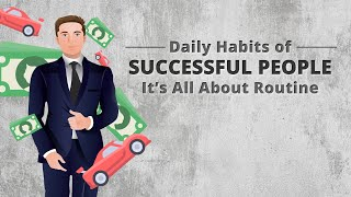 getlinkyoutube.com-Daily Habits of Successful People: It's All About Routine