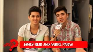 getlinkyoutube.com-James Reid and Andre Paras' Showbiz Crush