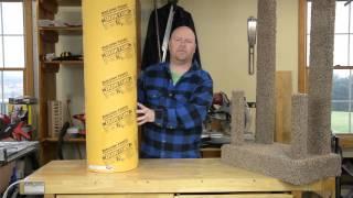 Building a Custom Cat Tree