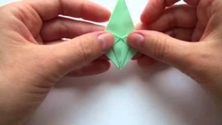 getlinkyoutube.com-Кусудама супершар | оригами Модуль