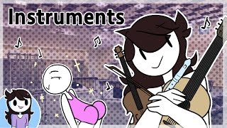 My Instrument Experiences