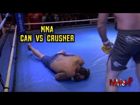 Worst MMA Fighter in the World