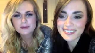 getlinkyoutube.com-Rose and Rosie Younow 12/31/14 ( New Year )