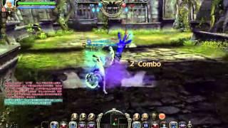 getlinkyoutube.com-(High level PVP Showcase) Dark Summoner vs Tempest China Dragon Nest