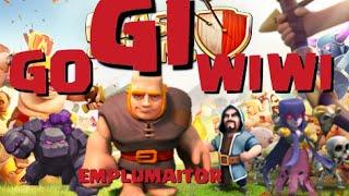 getlinkyoutube.com-¡¡¡GOGIWIWI!!! TRUCO PARA 3 ESTRELLAS y 100%  TH9 - AYUNTAMIENTO 9 - GOLEM + GIGANTES