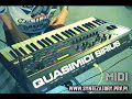 Quasimidi Sirius | demo (1 of 2) by syntezatory.prv.pl
