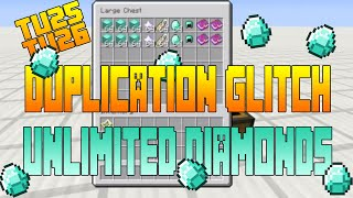 getlinkyoutube.com-TU25/TU26 Duplication Glitch How To/Tutorial Minecraft XBOX ONE/PS4 EASY