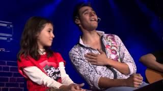getlinkyoutube.com-Violetta en Vivo - León canta Te Esperaré